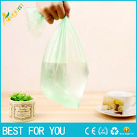 Wholesale Garbage Bucket - 50Pcs Roll Good Quality Thicken Kitchen Trash Garbage Bags Rubbish Bucket Trash Can Household Cleaning Tools 43x45cm GYH