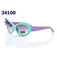 Wholesale Cute Cheap Acrylics - Cute Spot Kids Sunglasses Fashion Cheap Design Children Sunglasses with Multi Colors for Boys and Girls D005
