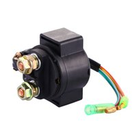 Wholesale Starter Relay Solenoid - New Arrival Starter Relay Solenoid Fits Honda TRX250 TRX 250 FOURTRAX RECON 1997-2001 Auto Relay Relay Solid E5M1 order<$18no track