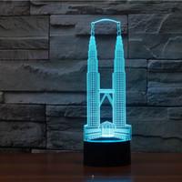 2016 New 3d Led Table Lamp New Designer 3d Night Light Lamp Building Shape Egypt Achitecture Style Night Lamp Hr 3095 Dropshipping Uk