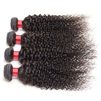 Wholesale Cheap Curly Brazillian Hair - 8a Grade afro kinky curly brazilian virgin hair 4 bundle deals Cheap Unprocessed Brazillian curly hair 100% remy human hair cheveux humain
