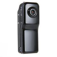 Wholesale Free Hidden Ip Camera - Free Shipping MD81 Wifi Mini Spy Hidden Camera Wireless IP Camera Video Recorder 640 x 480