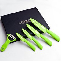 origin specials - Chinese famous brand ADYD Five piece ceramic kitchen knives to send senior gift boxed direct origin Specials