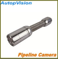 Wholesale Inspection Camera Light - Diameter 23mm Pipe Sewer Inspection Camera Head With 12pcs Adjusting LED Lights,Pipeline Camera Head