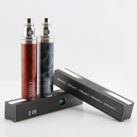 Wholesale Ego Quit - Quit Smoking New eGo II 2200mAh Battery Huge Vapor Big Capacity GS Lumia Edition ecig Super Quality