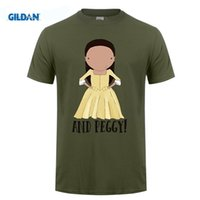 Wholesale Musical Sleeve - And Peggy, Funny Hamilton Musical, Alexander Hamilton T-Shirt-Unisex Summer Brand Cotton Breathable Comfortable T Shirt S-6XL