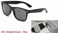 Wholesale Vintage Bands - 54mm Hot Sale Aviator Sunglasses Vintage Pilot Brand Sun Glasses Band Polarized UV400 Men Women Ben wayfarer sunglasses