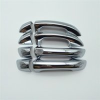 Wholesale for VW Bora ABS chromium exterior door handle car accessories moulding trim