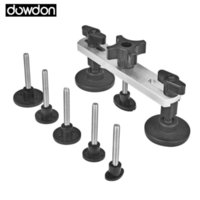 Wholesale Pdr Tool Sets - Adjustable Automotive PDR Bridge Puller Sets Paintless Dent Removal Repair Tool Kits for Cars