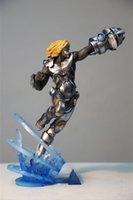 Wholesale Ezreal Figure - BONTOYSHOP Wholesale League Of Legends LOL Ezreal PVC 30 CM Action Figure Model Toy New In Box