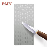 инструменты точильный точильный инструмент оптовых-DMD Professional Angle Diamond Knife Sharpener 400 Grit 1000 Grit Whetstone Kitchen Knife Sharpening Tool B