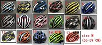 Wholesale Bicycle Helmets Yellow - bicycle helmet shell free hot cycling Mountain Bike Helmet Size M 55 - 59 cm Cycling Helmet casco ciclismo wholesale