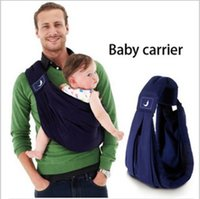 Wholesale Cotton Sling Backpack Wholesale - FREE DHL 2016 Cotton Five-in-one Infant Wrap Kid's Slings Baby Carrier&Backpacks wraps Nursing Wear Nursing Cloth Breast feeding