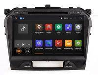 "Wholesale Vitara Dash - 10.2"" Android 5.1 Car DVD Player GPS Navigation for Suzuki Grand Vitara 2015 with Radio BT USB SD WIFI Audio Stereo"