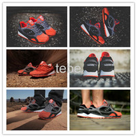Wholesale Dark Pack - 2016 Premier x Saucony shadow 6000 Life of Mars Pack Dark Grey Orange Unisex Sports Running Shoes Womens And Mens Jogging Shoe