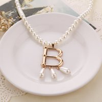 Wholesale Parrot Rope - Television Tudor pearl necklace Fashion necklace female Necklace parrot Pendant 2016 new European and American popular jewelry alloy new
