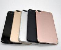 Wholesale Ps Phone - Goophone i6s i6 i7 Quad Core MTK6589 1GB+4GB Android 4.2 4.7 inch IPS HD 5.PS WiFi 3G WCDMA Nano Sim Card Smart Phone,32gb card