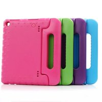 Wholesale China Asus Pad - 2016 New Amazon Kindle Fire S5Q Child Kid Safe Thick Protective Foam Cover Case Handle For ebook Kindle Fire HD 7   HD8 AAADAI free DHL