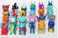 Wholesale slugterra toys for sale - Slugterra PVC Dolls set cm Cartoon Slugterra Action Figures PVC Plastic Dolls Toys Gift For Christmas Gift WD334
