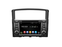 Mitsubishi pajero dvd player - 7 Quad Core Android Car DVD Stereo For PAJERO With Radio GPS Support DVR