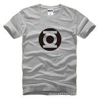 Wholesale Lavender Yellow Lanterns - fashion fashion Green Lantern Personality tide hip hop Printed Mens Tshirt Fashion 2016 O Neck Cotton T-shirt Tee Camisetas Hombre