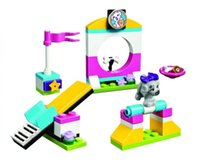 Wholesale Playground Toys For Children - Bela 10599 Friends Series Puppy Playground Rocking Board Paradise Building Block Bricks Toys Gift For Children 41303