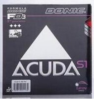 Wholesale Tennis Rackets Covers - Donic ACUDA S1 ACUDA S1 Turbo table tennis rubber table tennis rackets racquet sport table tennis cover Ping Pong rubber
