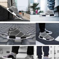 Wholesale Hot new Runner S79150 NMD CITY SOCK running shoes Primeknit NMD Ultra Runner Primeknit R1 Shoes Ultra boost