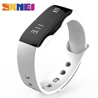 Barato Moda De Silicone Relógio Digital-Hot Sell SKMEI Men Women Fashion Sport Assista L28t Outdoor Fitness Relógios LED Display Call Reminder Digital Relógios de pulso