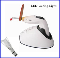 Wholesale Dental Light Curing Equipment - Original Woodpecker LED Curing Light Teeth Whitening Function LED.F For Dental Lab Equipment and Instrumnet