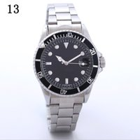 Wholesale Grey Ceramic - 2017 New Luxury Brand GMT Ceramic Bezel Men's Mechanical Stainless Steel Non-Automatic Movement AAA AAA Rose Movement