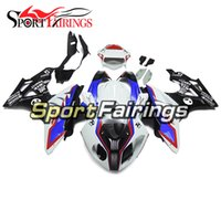 Wholesale Bmw Aftermarket - Fairings For BMW S1000RR Year 11 12 13 14 2011 - 2014 Sportbike Plastic ABS Motorcycle Fairing Kit Bodywork Aftermarket Cowling HP4 Alien RR