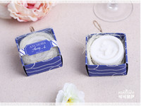 """Wholesale Bridal Favors Soap - 100pcs Lot+ Beach Themed Wedding Favors""""Anchors Away""""Anchor Design Scented Soap Bridal Shower Favor Soap For Guest+FREE SHIPPING"""