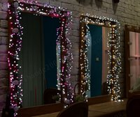 Wholesale Patio Market - 2017 new 3M LED String Lights 400 LEDs Waterproof Fairy Lights with 8 Lighting Modes for Bedroom Garden Party Patio Bistro Market Cafe MYY