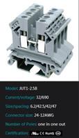 Wholesale Terminal Block Screw Type - hot sale Phoenix UK Series Terminal Blocks-Screw Type China Brand JUT1-2.5B CE UL cetificate