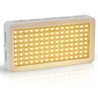 melhor levou luzes hidropônicas venda por atacado-2016 Melhor Full Spectrum 120x5 w LED 600 W Luzes Crescer para todas as fases do crescimento de plantas Hidropônico estufa iluminação suplementar