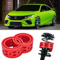 Wholesale Honda Civic Suspensions - 2X Size B Rear Car Auto Shock Absorber Spring Bumper Power Cushion Buffer Special For Honda Civic