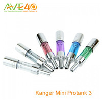 Wholesale Pyrex Kanger Protank Glass Ego - Kanger Mini Protank 3 eGo BDC Pyrex Glass Clearomizer 1.5ml VS MT3s Atomizer