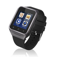 ingrosso telefono di guardia zgpax-WIFI Watch; ZGPAX S8 da 1,5 pollici Android 4.4 3G SIM Smart Watch con 4GB ROM 2.0 MP Phone Phone Watch con email GPS WIFI