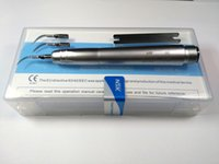 Wholesale Nsk Tips - NSK Style Dental Air Ultrasonic Scaler Handpiece Borden 2Holes with 3 Tips