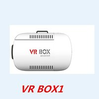 VR Box1 VR Fall Virtual Reality 3D-Filme Spiele VR-Brille für Android iPhone IOS für 4.7-6.0inch Smartphone VR Headset