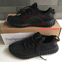 Wholesale Dropshipping Shoes - 350 Boost 2016 Fashion Women & Men 350 Boost Black Moon Rock Oxford Tan Running Sports 350 Shoes Boosts Dropshipping Accepted