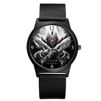 B-9034 Cool Monster Dial Reloj para hombre China Manufacturer Fashion Design Luxury Men Reloj Deportes al aire libre Hand Hour Clock