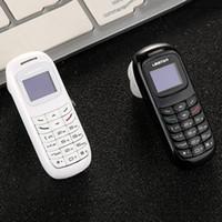 tarjeta de cable sim al por mayor-El más nuevo BM70 Auricular Bluetooth Inalámbrico Marcador Estéreo Mini Auriculares Teléfono de Bolsillo Soporte SIM Card Dial Call BM50