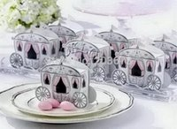 Vente en gros - Livraison gratuite Hotsale Fashion Wedding Candy Favor Boites Pour Party 12pcs