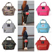 Wholesale Messenger Diaper Bag Wholesale - Diaper Bags Mummy Bag 13 Colors Women Outdoor Shoulder Bags Waterproof Travel Bags Casual Messenger Bag Cross-body Bag Totes 50pcs OOA2738