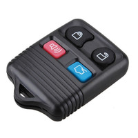 2 KeylessOption Ersatz Keyless Entry Fernbedienung Key Fob Clicker Transmitter - Schwarz
