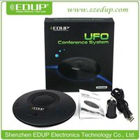 Wholesale Wholesale Hifi Mini System - UFO EDUP EP-B3509 lastest hand-free v3.0 10m A2DP car wireless bluetooth stereo music or audio receiver for conference system