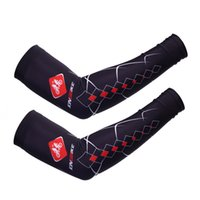 High Elastic Cycling Arm Warmers Cuff Sleeve Cover Riding Anti-Collision Quick Drying Basketball Armguards Outdoors Sports Lycra Armguard