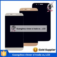 Wholesale Display Huawei - For Huawei G8 Lcd Display +Touch Screen Original Digitizer Glass Panel Assembly For Huawei G8 1920x1080 5.5 Inch Phone
